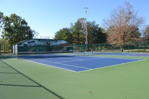 County To Hold Tennis Program At Berlin Park