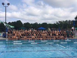 Ocean Pines Swim Team Reaching New Heights; Members To Compete In State Championships