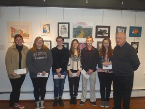 Winners Of Berlin/Ocean City Optimist Club Art Competition Announced