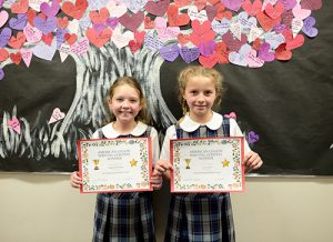 Worcester Prep Third Graders Place Second And Third In American Legion Auxiliary Americanism Essay Contest