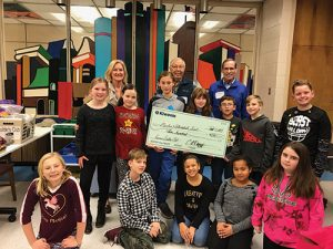 Kiwanis Club of Greater Ocean Pines-Ocean City Supports Student Leadership Clubs