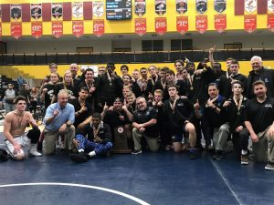 Decatur Wrestles Capture State Championship