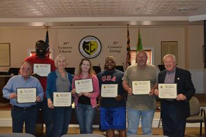 Town Of Berlin Hosts Annual Employee Recognition Ceremony