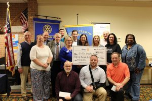 Rotary Club Of Salisbury Distributes More Than $39,000 To 12 Local Nonprofits