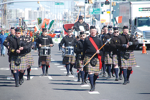 Resort's St. Patrick's Parade Now State's Largest