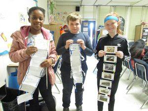 Fifth-Grade Social Studies Students At Berlin Intermediate School Learn About Important American Revolution Battles