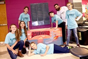 Worcester Preparatory School's Destination Imagination Team Competes In Tournament