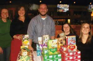 Carrabba's Italian Grill Hosts Successful Girl Scout Fundraiser