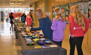 School's Soup Bowl Project Benefits Sunshine Fund