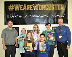 Berlin Intermediate School And Sponsor Key Financial Services Announce Winners Of Prizes For Pages Reading Contest