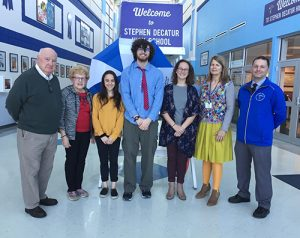 Stephen Decatur High School Students Earned First, Second And Third Place In Annual Ocean City-Berlin Optimist Essay Contest