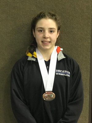 Decatur Wrestler Wins All-American Honors