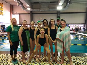 Pines Swimmers Continue Recent Success