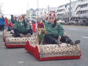 St. Patrick's Parade, Festival Set For Saturday
