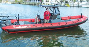 Local Operator Takes Over Hall's Tow Boat Company