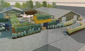 Brewery's Beer Garden Plans Tabled For Now