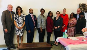 Worcester County NAACP Hosts Women's History Month Luncheon At Tyree AME Church