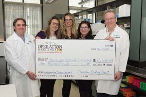 Operation Shooting Star Partners With Benaroya Research Institute