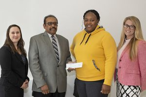 Brandy Nelson, A Nursing Major At Wor-Wic Community College, Receives $1,000 Scholarship From Rotary Club Of Salisbury
