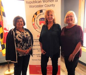 Republican Women Of Worcester County Welcome Two New Members