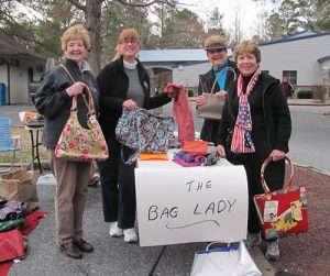 Republican Women Of Worcester County Hold Fundraiser At Ocean Pines Community Flea Market