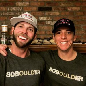 Friends Launch 'Sober And Stoked' To Make A Difference
