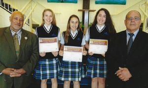 Knights Of Columbus Sponsor Annual Catholic Citizenship Essay Contest At Most Blessed Sacrament Catholic School