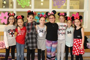 Ocean City Elementary School Celebrates Disney Spirit Day