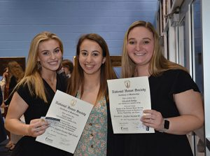 Eighty-Three Stephen Decatur High School Students Inducted Into National Honor Society