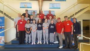 Most Blessed Sacrament Catholic School Host Marine Corps League First State Detachment 689 For Annual National Youth Physical Fitness Program