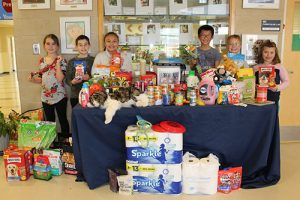 Ocean City Elementary School Holds Annual Worcester County Humane Society Care For Pets Drive
