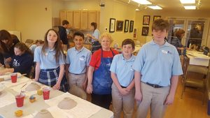 Most Blessed Sacrament Catholic Middle School Students Visit Ocean City Center For The Arts