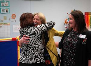 Worcester Announces 'Dynamic' Russell As Teacher Of Year