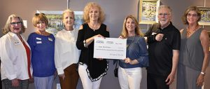 Empty Bowl Project And Soup Dinner Raises $8,443 For The Art League of Ocean City And Diakonia
