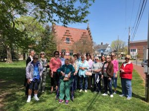 Members Of The Ocean City Senior Center Travel To Zwaanendael Museum