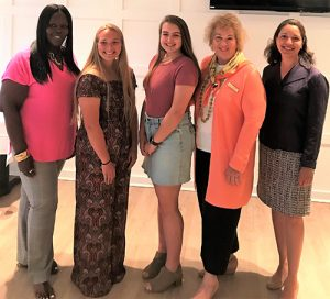 Worcester County Commission For Women Presents Winners Of Empowering Women 2019 Scholarship