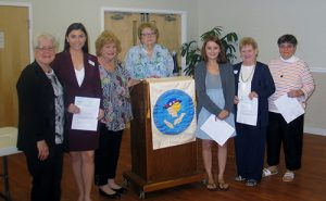 Women's Club Of Ocean Pines Makes $1,450 In Donations To Several Local Organizations