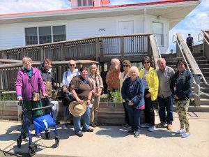 Ocean City Senior Center Members Travel To DuPont Nature Center