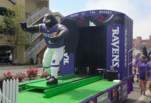 Ravens Beach Bash Weekend Starts Today In Ocean City