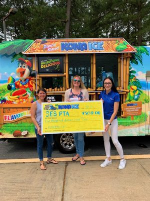 Kona Ice Franchise Looks To Make Difference In Community