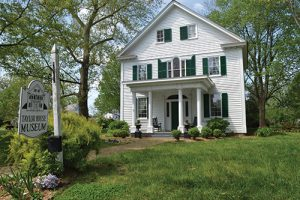 New Exhibits At Berlin's Taylor House Museum This Year
