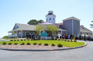 New Stansell Coastal Hospice House Celebrated