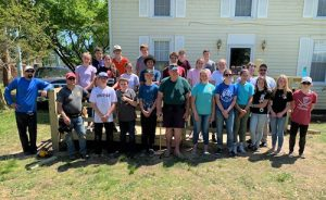 Most Blessed Sacrament Eighth Grade Class Spends Day With Chesapeake Housing Mission