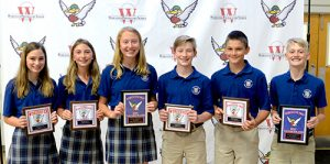 Worcester Prep Middle School Spring Lacrosse Award Winners Announced