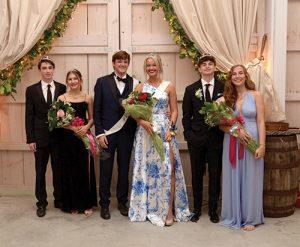 Worcester Prep's Junior/Senior Prom Held At Kylan Barn In Delmar