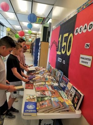 Worcester County Public Schools Celebrate 150 Years Of Reading