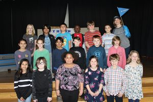 Fourth Graders At Ocean City Elementary Celebrate Baseball-Themed Pep Rally