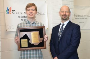 Student Wins 2nd State Title For Investment Prowess