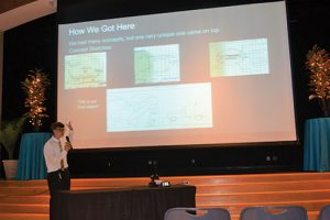 Worcester Tech Students Present Capstone Projects