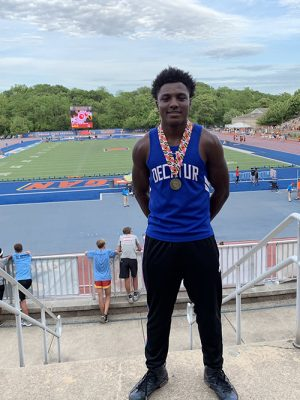 Drummond Wins State Title In High Jump